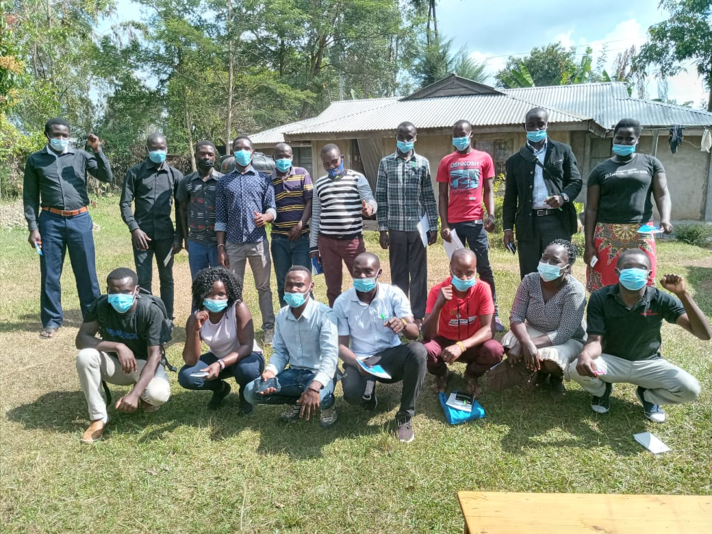 KPL Youth Mark International Youth Day by Exchanging Seeds